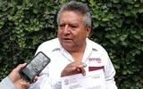 dirigente estatal de Morena, Armando Navarro